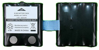 MOTOROLA IXNN4002A 800MAH NIMH BATTERY PACKS FOR TLKR T3 T4 T5 T6 T7 T8 T9 x 1