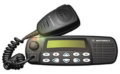 Motorola Gm360 512 Channel 25 Watt Vhf Mobile Taxi Radio Free Programming