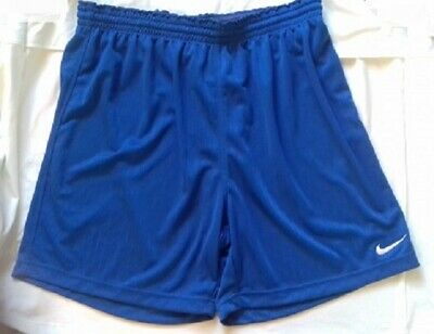 New  Mens Shorts Football Soccer Rugby Hockey Gym Tennis Navy S Xl