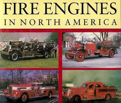 BUFF, Sheila - FIRE ENGINES IN NORTH AMERICA
