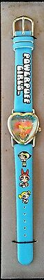 Vintage POWER PUFF CARTOON NETWORK LICENSED WATCH
