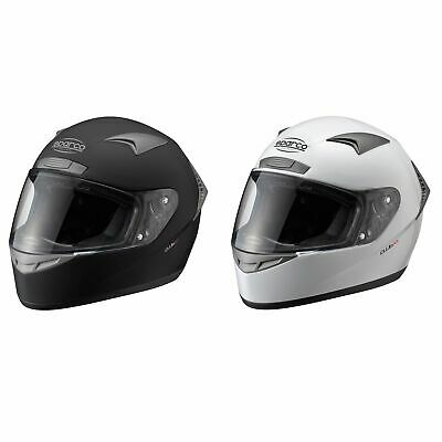 Sparco Club X1 ECE Approved Full Face Race/Racing/Track Day Helmet