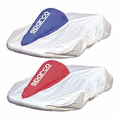 Sparco Professional Aluminised Kart/Go Kart/Karting Cover - Universal FIt