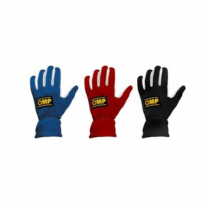 OMP New Rally F1/ F2 / Stock/Oval / Banger/Brisca Racing Flame Retardant Gloves