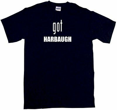 Got Harbaugh Kids Tee Shirt Boys Girls Unisex 2T-XL