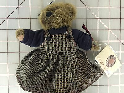 New With Tags Russ Vintage Edition Bear - Daphne