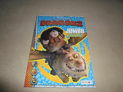 """How To Train Your Dragon 2"" Jumbo Coloring & Activity Book~Made In The USA, NEW"