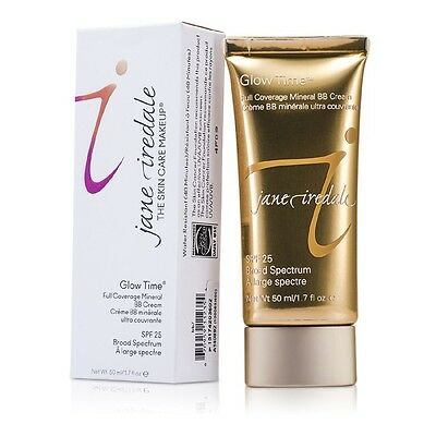 Jane Iredale Glow Time Full Coverage Mineral BB Cream SPF 25 - BB7 50ml Womens