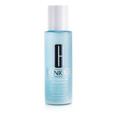Clinique Anti-Blemish Solutions Clarifying Lotion 200ml Womens Skin Care