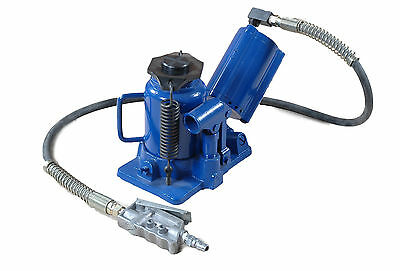 Liftmaster 20 Ton Air Manual Bottle Jack Low Entry CE GS Lorry