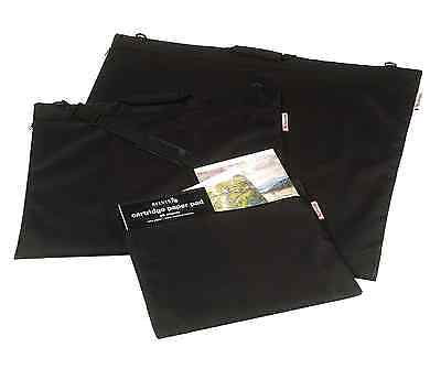 A3 or A2 REEVES ARTIST CARRY CASE LIGHTWEIGHT PORTFOLIO DRAWING STORAGE CASE