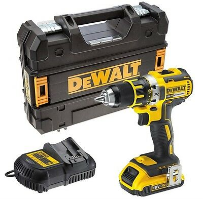Dewalt DCD790D1 18v Compact Brushless Drill Driver + 1 x 2.0ah Battery + Charger