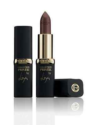 LOREAL COLOR RICHE LIPSTICK PRIVEE COLLECTION Liya's NUDE NEW BRUNETTES