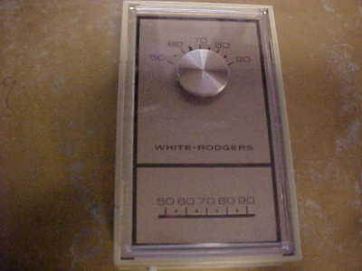 White-Rodgers Thermostat Non-Programable ... Vv-304