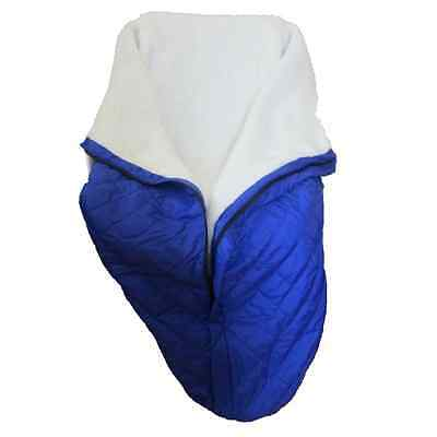 Aidapt Scooter Cosy Fleece-Lined Blue Large WaterProof Protector Mobility Aid