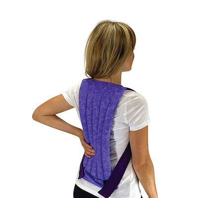 Nature Creation- Spine & Back Pack- Herbal Hot/Cold Therapy- Natural Pain Relief