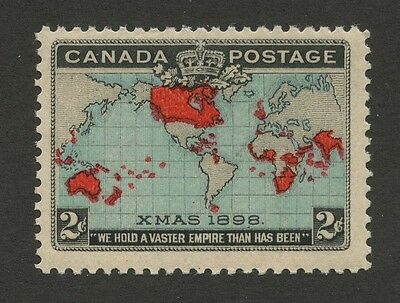 Canada 1898 Imperial Penny Post 2c blue #86 MNH