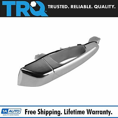 Exterior Outside Door Handle LH Driver Side Rear Chrome for Hyundai Entourage