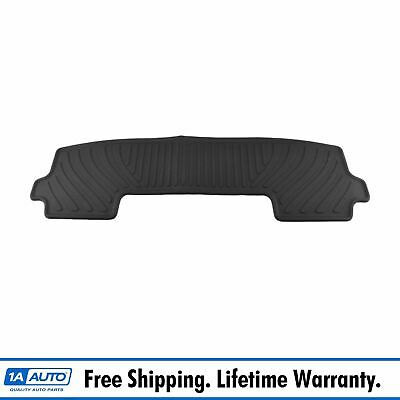 OEM PT9084800002 All Weather Black Rubber 3rd Row Floor Mat for Highlander New