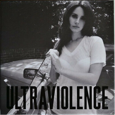 Lana Del Rey 'Ultraviolence' Ltd Vinyl Picture Disc 2 LP Deluxe CD + Prints NEW