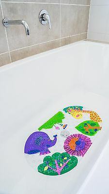 Safest Non-Slip Baby Bath Mat for Tub - Perfect for Bathroom and Kids - Money...