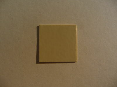 BEIGE / CREAM Vinyl Dolls House Kitchen Floor Tiles