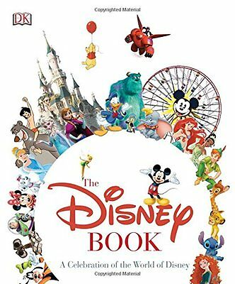Disney Book, the By Dk