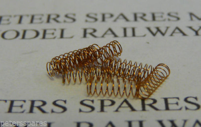 Peters Spares PS6 Replacement Mainline / Bachmann / Replica Springs (Pk10)