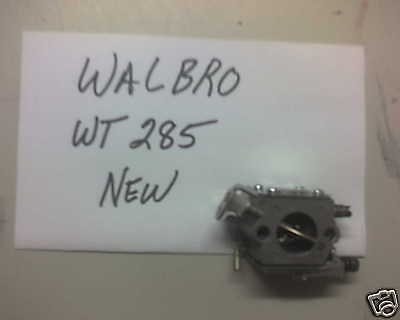 Walbro Carburetor WT- 285 - NEW