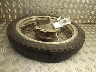 Benelli Wards Riverside 350 Single 1960's 17 Inch Rear Back Wheel