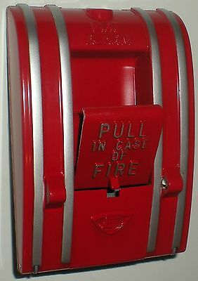 Alarm Edwards Ge 270-Spow Fire Pull Station Glass Break Cast Metal 623169958960