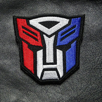 Optimus Prime Transformers tactical morale HOOK PATCH