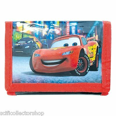 Disney Cars Wallet - Great value for the Lightning McQueen fans!