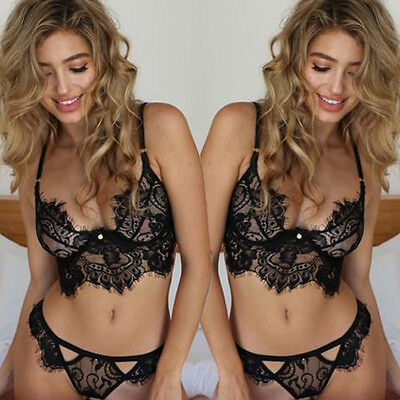 New Lingerie Lace Dress Babydoll Women's Underwear Nightwear Sleepwear G-string