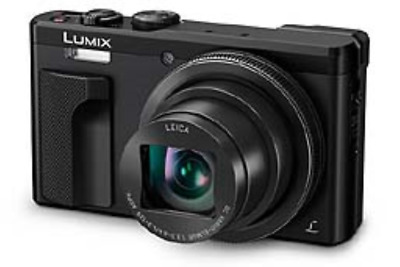 DMC-TZ80EB-K Panasonic DMC-TZ80 Camera Black - DMC-TZ80EB-K  (Cameras > Digital