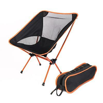 Best Choice Products Folding Lightweight Moon Seat Camping Chair Outdoor Sport