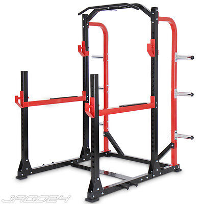 Appareil multifonctions rack traction dips musculation exercices fitness force