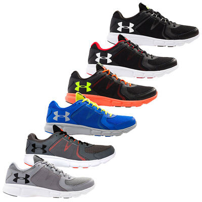 Under Armour 2017 Mens UA Thrill 2 Running Trainers Gym Sports Training Shoes