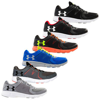 Under Armour Mens UA Thrill 2 Running Trainers Gym Sports Training Shoes