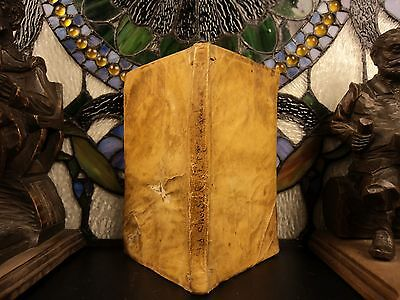 1668 1st ed Fables of Aesop Ancient Latin & GREEK Mythology Folklore Ethics