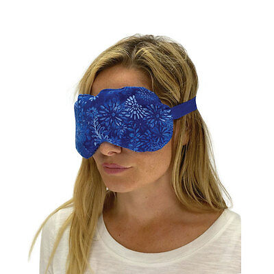 Lavender Eye Mask- For Headache & Migraine Relief-Sleep Better- Blocks All Light