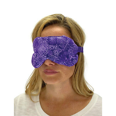 Nature Creation- Lavender Eye Mask- Natural Therapy For Better Sleep & Headaches