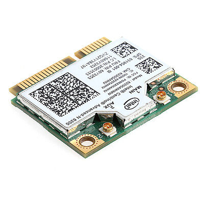 Intel 6205 Dual band 300M Wireless Wifi Mini PCI-E Wlan Card for HP 8570W 8470W