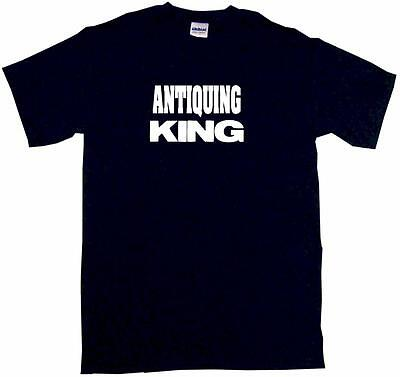 Antiquing King Mens Tee Shirt Pick Size Color Small-6XL