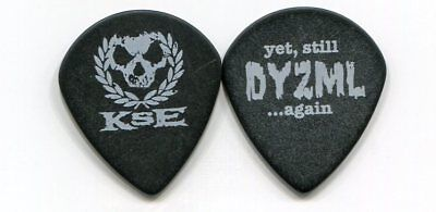 KILLSWITCH ENGAGE 2015 Disarm Tour Guitar Pick!!! DYZML custom concert stage