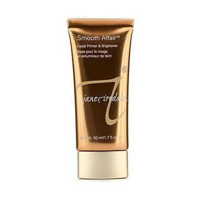 Jane Iredale Smooth Affair Facial Primer & Brightener 50ml Womens Make Up
