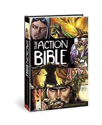 The Action Bible: God's Redemptive Story - Hardcover NEW Mauss, Doug 2010-05-17