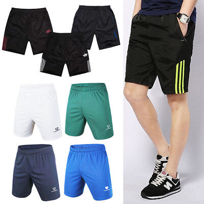 Men's Trouser Trunks Casual Sports Baggy Pants Gym Training Beach Surf Shorts T3
