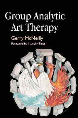 Group Analytic Art Therapy - Pines, Malcolm NEW Paperback 16 Dec 2005