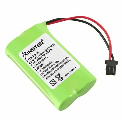 1600mAh 2.4V Cordless Home Phone Ni-MH Battery Pack for Uniden UND P506